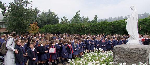 admision colegio santa ursula vitacura