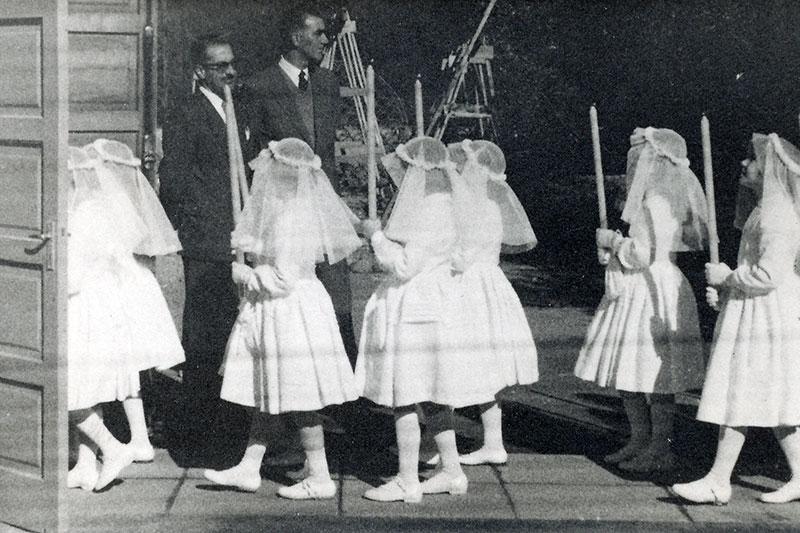 1959 Primera Comunión
