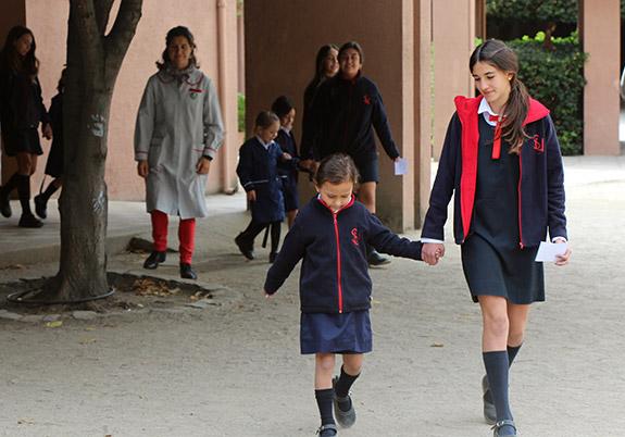 programa convivencia colegio santa úrsula vitacura