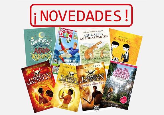 nuevos libros en biblioteca csuv