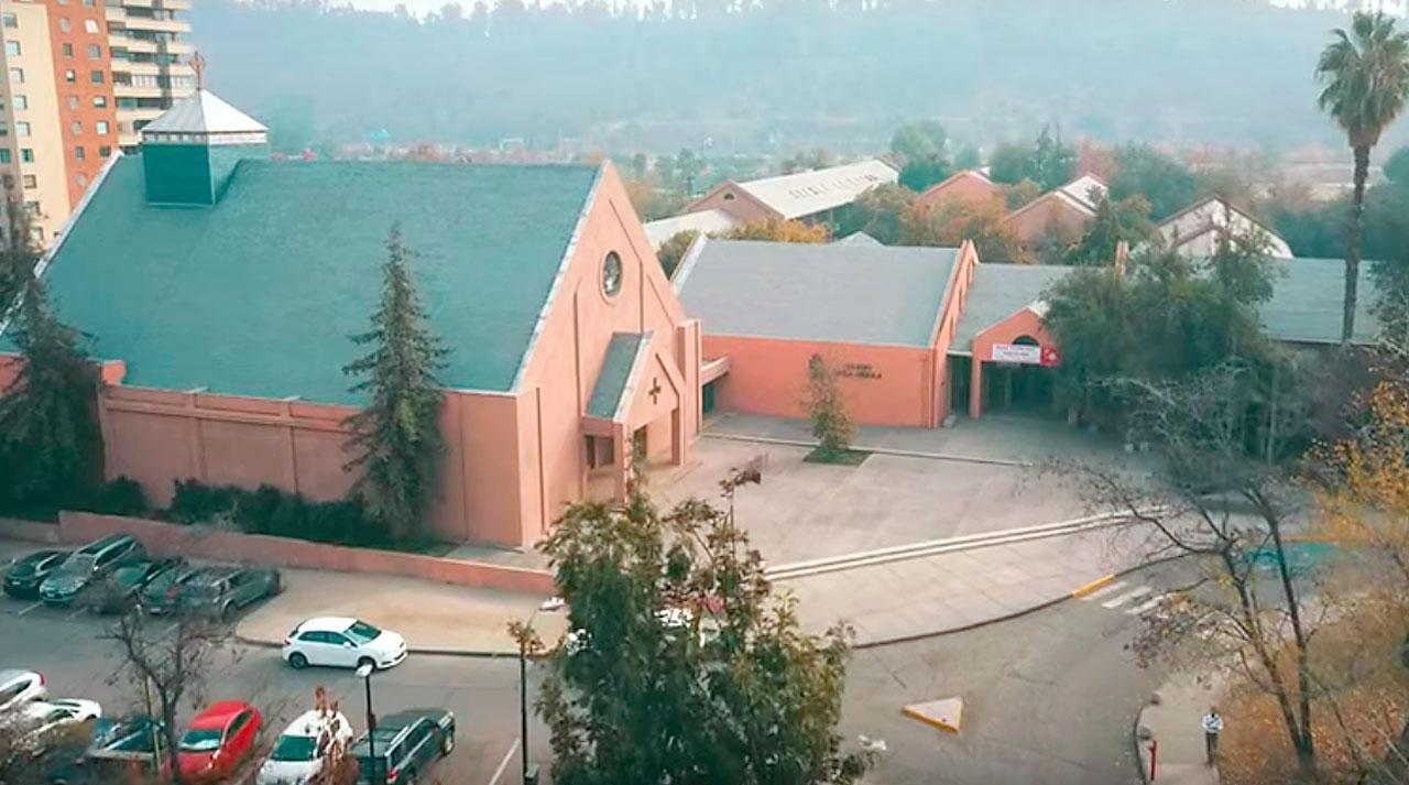 video colegio santa úrsula de vitacura