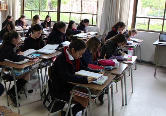 colegiatura colegio santa úrsula de vitacura