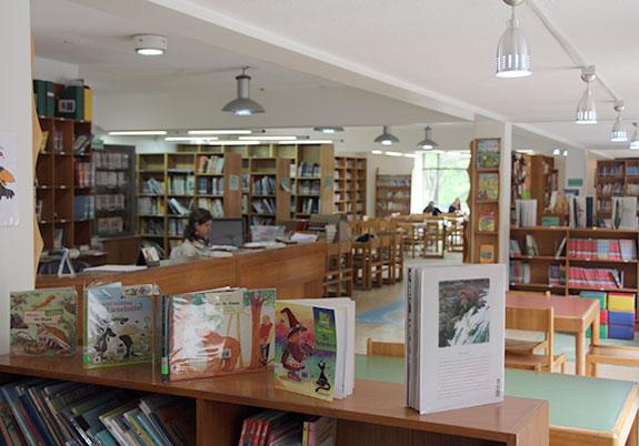 biblioteca colegio santa úrsula de vitacura