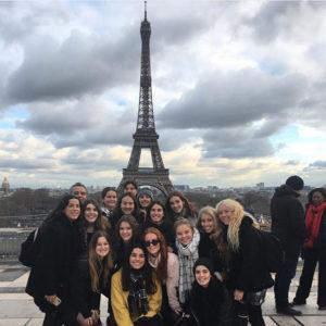 intercambio en paris
