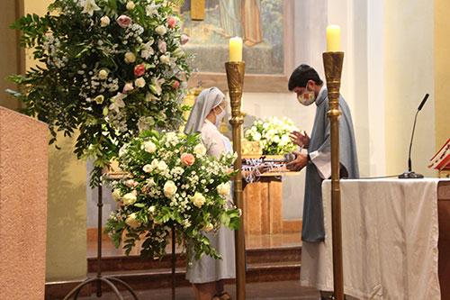 auxilio sacerdotal